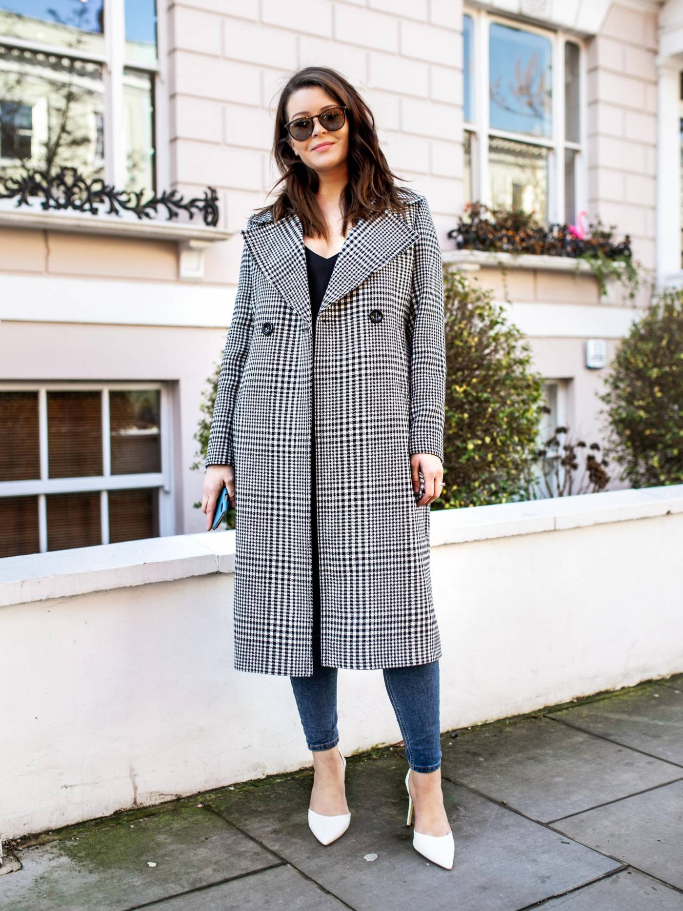 4a7690795d8 But when I slipped on this gorgeous Emmeline Grace   Oliver coat ready to  head to a meeting
